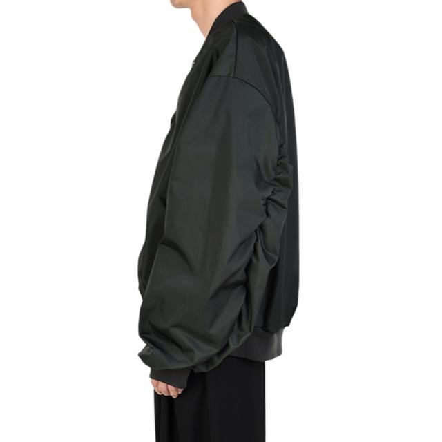 LAD MUSICIAN(ラッドミュージシャン)の最終値下げLAD MUSICIAN 150D PE TWILL MA-1   メンズのジャケット/アウター(フライトジャケット)の商品写真