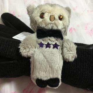 アナスイ(ANNA SUI)の新品アナスイ ANNA SUI 手袋ホルダー グローブホルダー ミミズク(手袋)