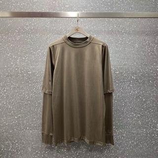 リックオウエンス(Rick Owens)のrick ownes drkshd  Tシャツ(Tシャツ/カットソー(七分/長袖))