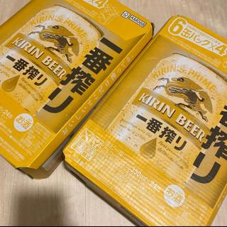 一番絞り ビール 350ml 48本(2ケース) (ビール)