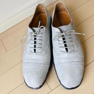 マルタンマルジェラ(Maison Martin Margiela)のメゾンマルジェラ22 ペイント加工シューズ40Margiela革靴(ドレス/ビジネス)