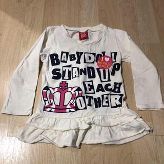 ベビードール(BABYDOLL)のベビードール フリルロンT(Tシャツ/カットソー)
