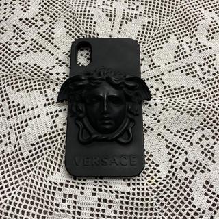 ヴェルサーチ(VERSACE)のVERSACE iPhone10ケース(iPhoneケース)
