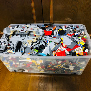 Lego - LEGOブロック 大量 18.4キロセット