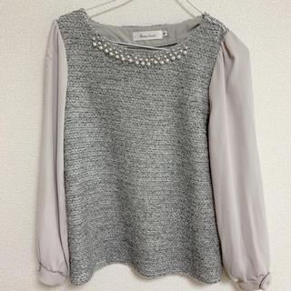 Couture Brooch - 美品 クチュールブローチ ブラウス M