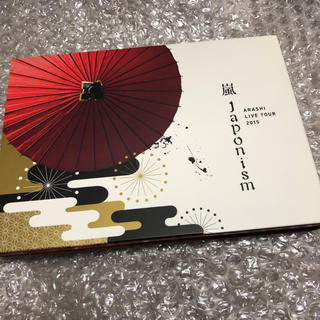 嵐 - 嵐 ジャポニズム 初回 DVD