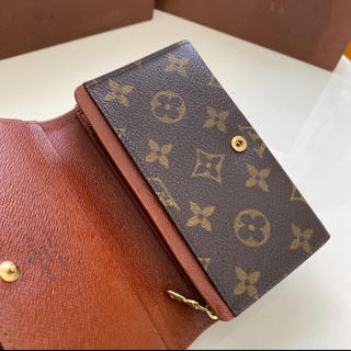 LOUIS VUITTON - 極美品正規品ルイヴィトンモノグラムL字ファスナー 折財布