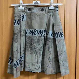 Vivienne Westwood - ヴィヴィアン ウエストウッド キュロットスカート