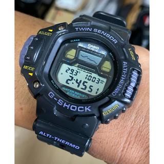 ジーショック(G-SHOCK)のデカG/G-SHOCK/SKYFORCE/時計/DW-6700/ビンテージ/中古(腕時計(デジタル))