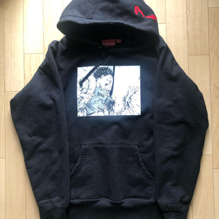 シュプリーム(Supreme)のSupreme AKIRA Arm Hooded Sweatshirt(パーカー)