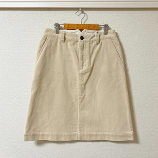 マーガレットハウエル(MARGARET HOWELL)のマーガレットハウエル MHL.  コーデュロイスカート(ひざ丈スカート)