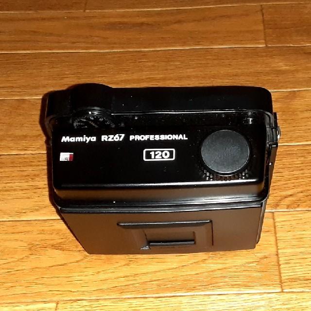 USTMamiya(マミヤ)のmamiya RZ67 SEKOR f110 f140 f250 スマホ/家電/カメラのカメラ(フィルムカメラ)の商品写真
