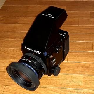 マミヤ(USTMamiya)のmamiya RZ67 SEKOR f110 f140 f250(フィルムカメラ)