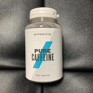 マイプロテイン(MYPROTEIN)のマイプロテイン ピュアカフェイン200錠(トレーニング用品)