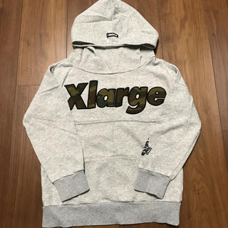 エクストララージ(XLARGE)のXLARGE KIDS 長袖スウェットパーカー★6T(Tシャツ/カットソー)