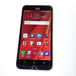 ASUS - 国内版SIMフリー Zenfone Max スマートフォン ASUS オレンジ