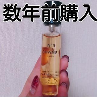 CHANEL - シャネル No.5 オードトワレ リフィル1本 N°5