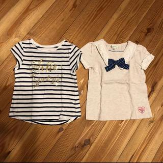 サンカンシオン(3can4on)のTシャツ トップスセット(Tシャツ/カットソー)