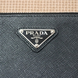 プラダ(PRADA)のPRADA プラダ クラッチバッグ(クラッチバッグ)