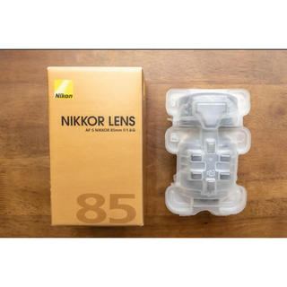 Nikon - Nikon AF-S NIKKOR 85mm f/1.8G