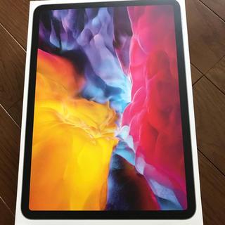 Apple - 第二世代 Apple iPad pro 11インチ 256GB スペースグレイ