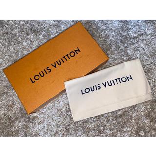 ルイヴィトン(LOUIS VUITTON)のルイヴィトン 空箱 VUITTON(ラッピング/包装)