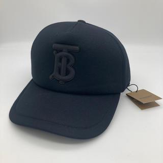 バーバリー(BURBERRY)のBurberry バーバリー 帽子 キャップ ロゴ メンズ (キャップ)