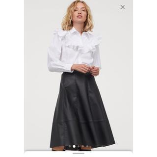 エイチアンドエム(H&M)のH&わさび様専用 新品未使用タグ付 2点セット ブラウス、スカート (セット/コーデ)