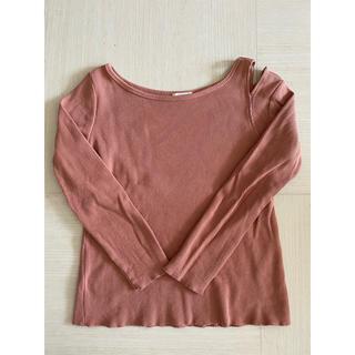 ローリーズファーム(LOWRYS FARM)のカットソー(Tシャツ/カットソー(七分/長袖))