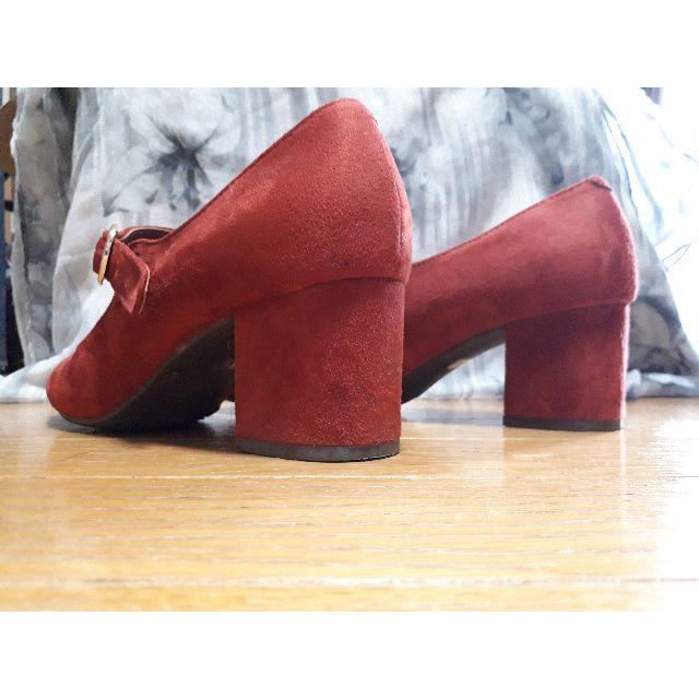 Nuovo(ヌォーボ)のパンプス【秋色】 24.5~25cm ワンストラップ レディースの靴/シューズ(ハイヒール/パンプス)の商品写真