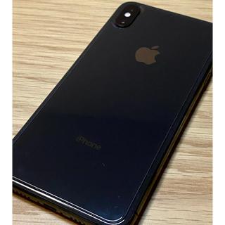 アップル(Apple)の専用 香港版 iPhone Xs Max 256GB シャッタ音無デュアルSIM(スマートフォン本体)