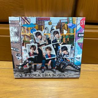 セクシー ゾーン(Sexy Zone)のSexy Zone  ROCK THA TOWN 初回限定盤A(ポップス/ロック(邦楽))