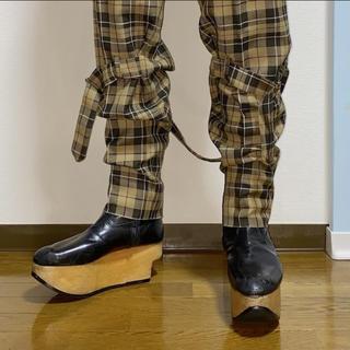 ヴィヴィアンウエストウッド(Vivienne Westwood)のVivienne Westwood ロッキンホースブーツ 初期モデル(ブーツ)