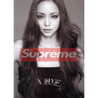 シュプリーム(Supreme)の【supreme】インテリアポスター 安室奈美恵(ポスターフレーム)