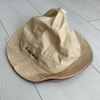 familiar - 美品 ファミリア 帽子