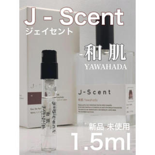 [js-和][SNSで話題!]J-SCENT ジェイセント 和肌 1.5ml