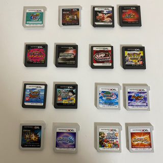ニンテンドーDS - 3DS ソフト 箱なし ポケットモンスター ドラゴンクエスト その他