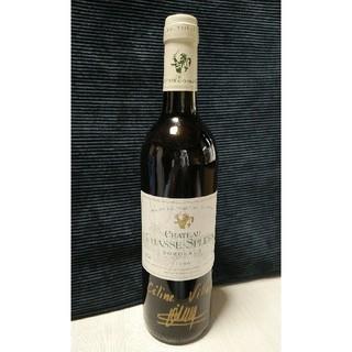 CHATEAU CHASSE-SPLEEN  BORDEAUX 2000(ワイン)