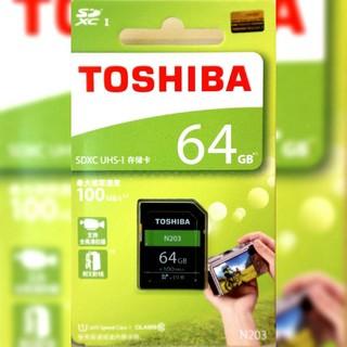 トウシバ(東芝)の東芝 SDカード 64GB(その他)