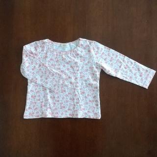 ハッシュアッシュ(HusHush)の女の子 ロンティー サイズ100 (Tシャツ/カットソー)