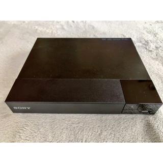 ソニー(SONY)のSONY ブルーレイプレーヤー BDP-S1500 (別売HDMIケーブル付き)(ブルーレイプレイヤー)