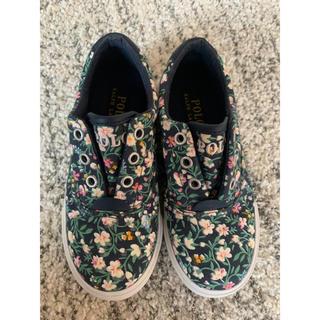 ラルフローレン(Ralph Lauren)の新品★ ラルフローレン スニーカー 靴 18.7cm(スニーカー)