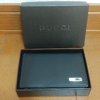グッチ(Gucci)のグッチ 名刺入れ 定期入れ カード入れ GUCCI(名刺入れ/定期入れ)