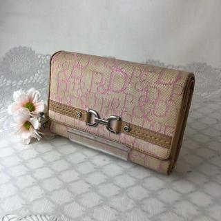 ピンキーアンドダイアン(Pinky&Dianne)の❤決算セール❤ ピンキーアンドダイアン 財布 折り財布 ピンク レディース(財布)