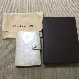 ルイヴィトン(LOUIS VUITTON)のルイヴィトン 手帳(その他)