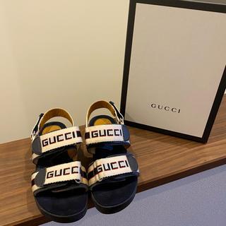 Gucci - GUCCI サンダル