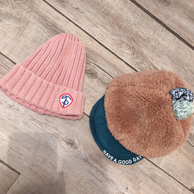 BREEZE(ブリーズ)の新品/BREEZE, チャオパニック キッズ/ベビー/マタニティのこども用ファッション小物(帽子)の商品写真