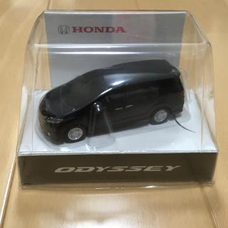 ホンダ(ホンダ)のHonda  オデッセイ LEDカーキーホルダー(ノベルティー品、非売品)(ノベルティグッズ)