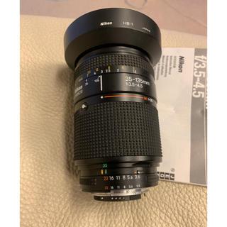 Nikon - AF NIKKOR zoom35-135mm美品