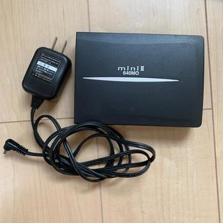 オリンパス(OLYMPUS)のMOディスクプレイヤー オリンパス(PC周辺機器)